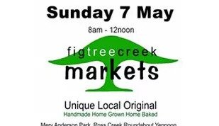 Fig Tree Creek Markets Yeppoon