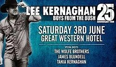 Lee Kernaghan & Special Guests