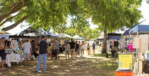 Yeppoon Community Markets | Showgrounds